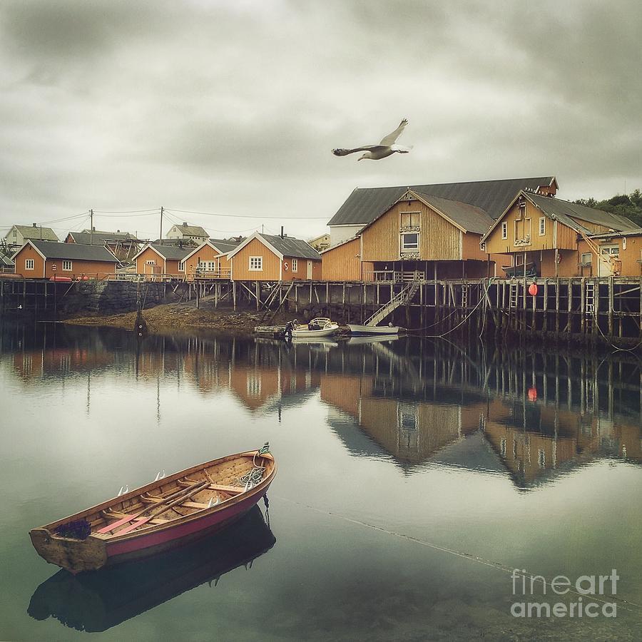 Fishing Village Photograph - Fishing Village by Mariko Klug