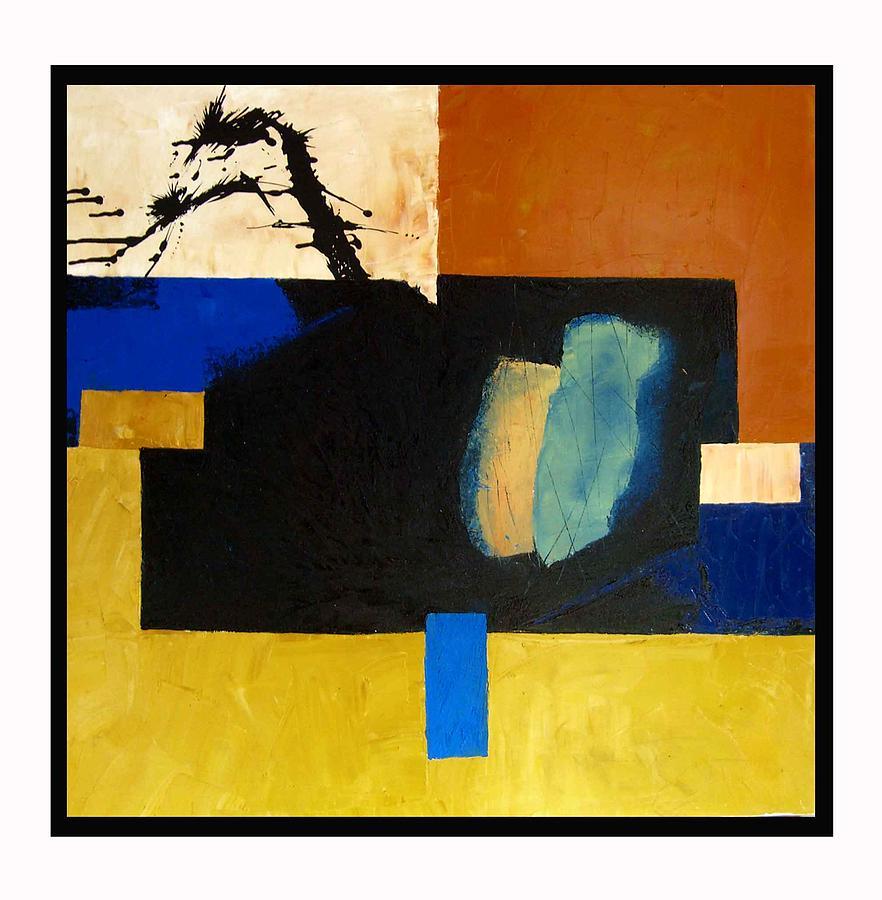 Fizz 2 Painting by Graham Hiskett