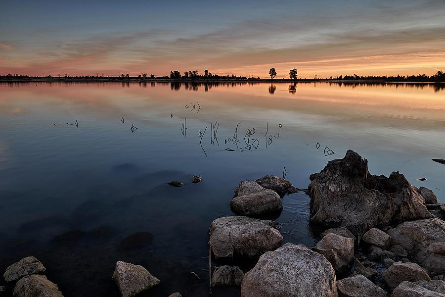Jon Glaser Photograph - Flagstaff At Dawn by Jon Glaser