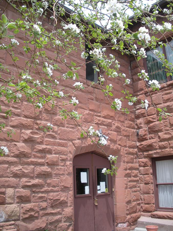 Church Photograph - Flagstaff Stone Church by Jeanette Oberholtzer
