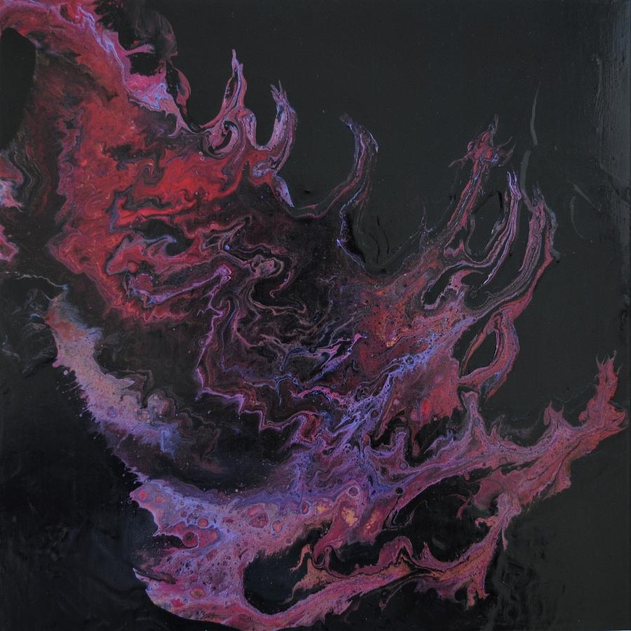 Flame  by Sandy Dusek
