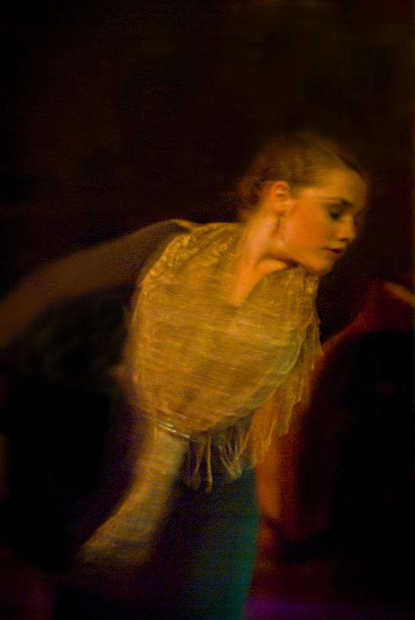 Flamenco Series 23 by Catherine Sobredo