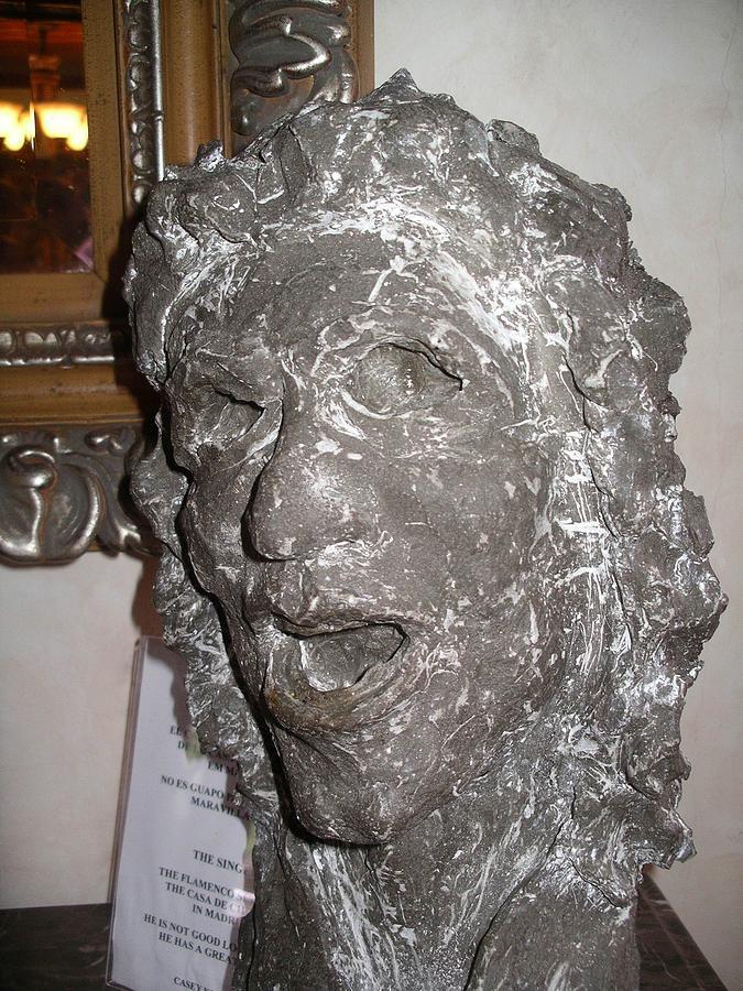 Flamenco Singer Sculpture by Casey Koehler