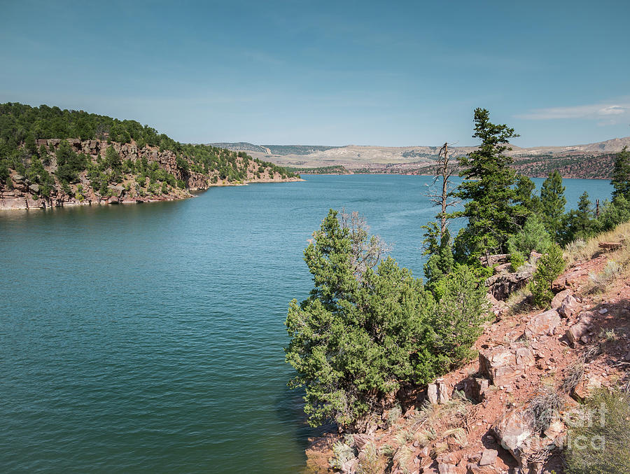Flaming Gorge  by Patricia Gould