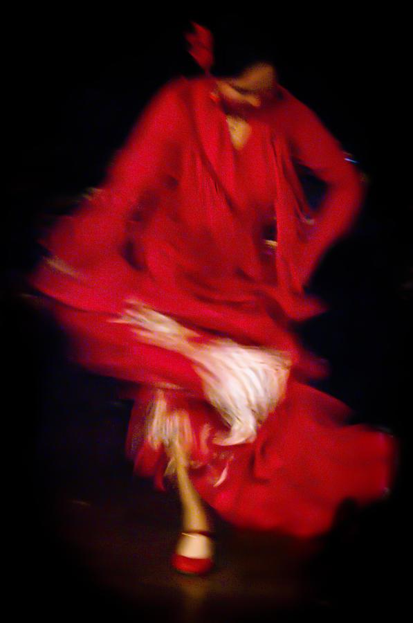 Flamenco Series 32 by Catherine Sobredo