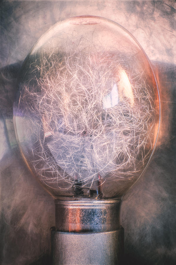 Flash Bulb Photograph