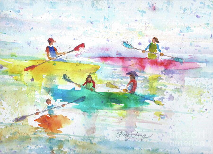 Flash Paddle by Christy Lemp