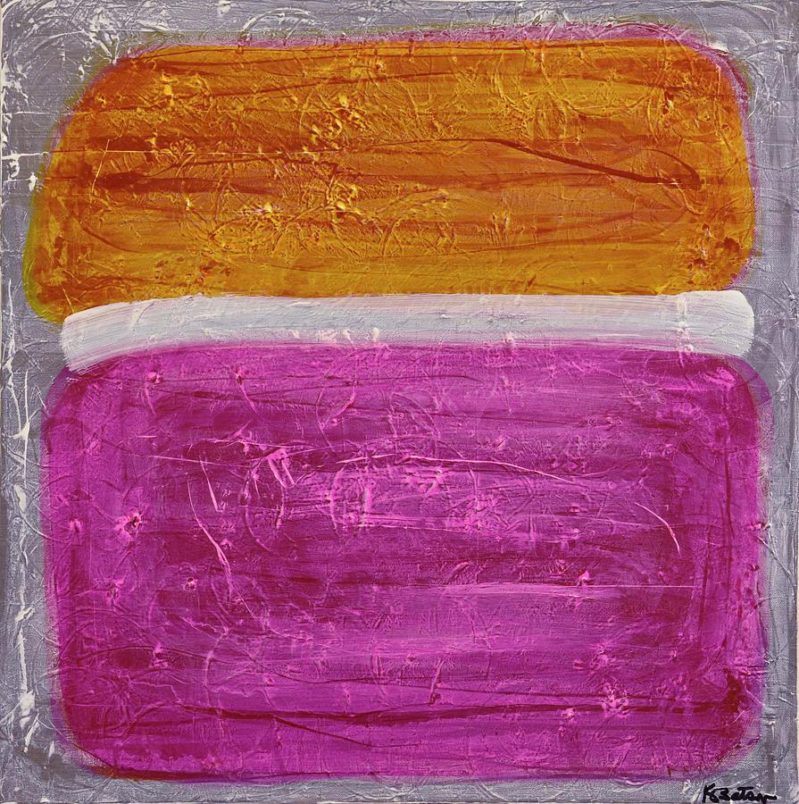 Canvas Print Painting - Flashback by K Batson Art