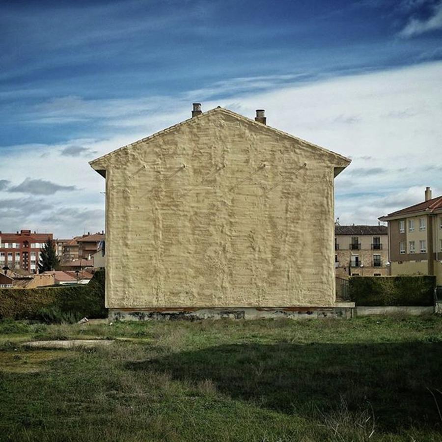 Architecture Photograph - Flat House #architecture #building by Rafa Rivas