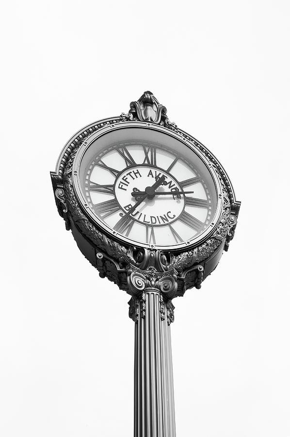 New York City Photograph - Flat Iron Icons #8 by Marylinda Ramos