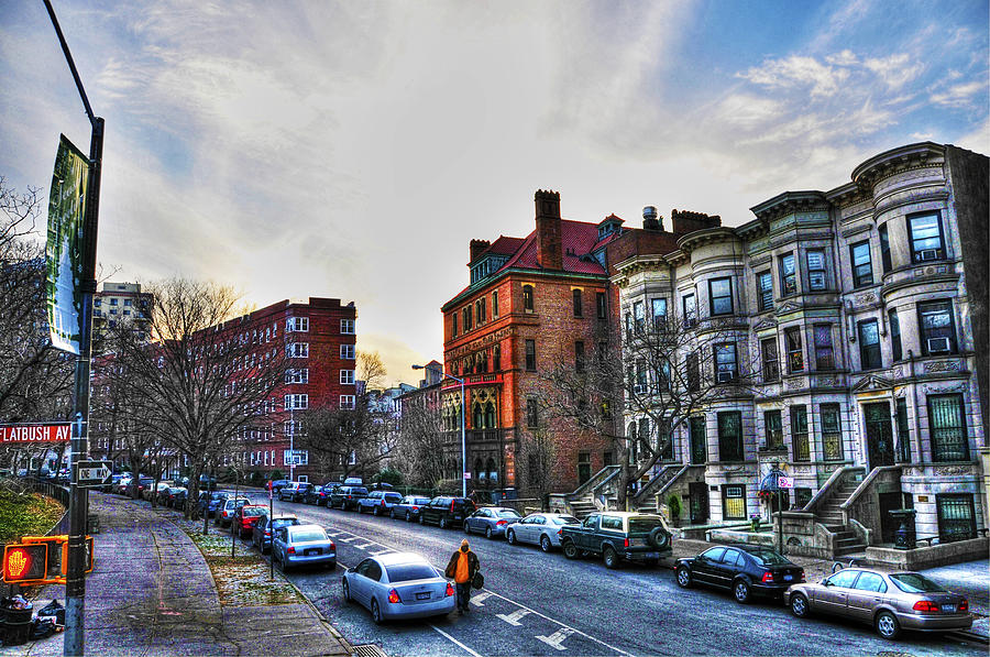 Flatbush Ave In Brooklyn Photograph By Randy Aveille