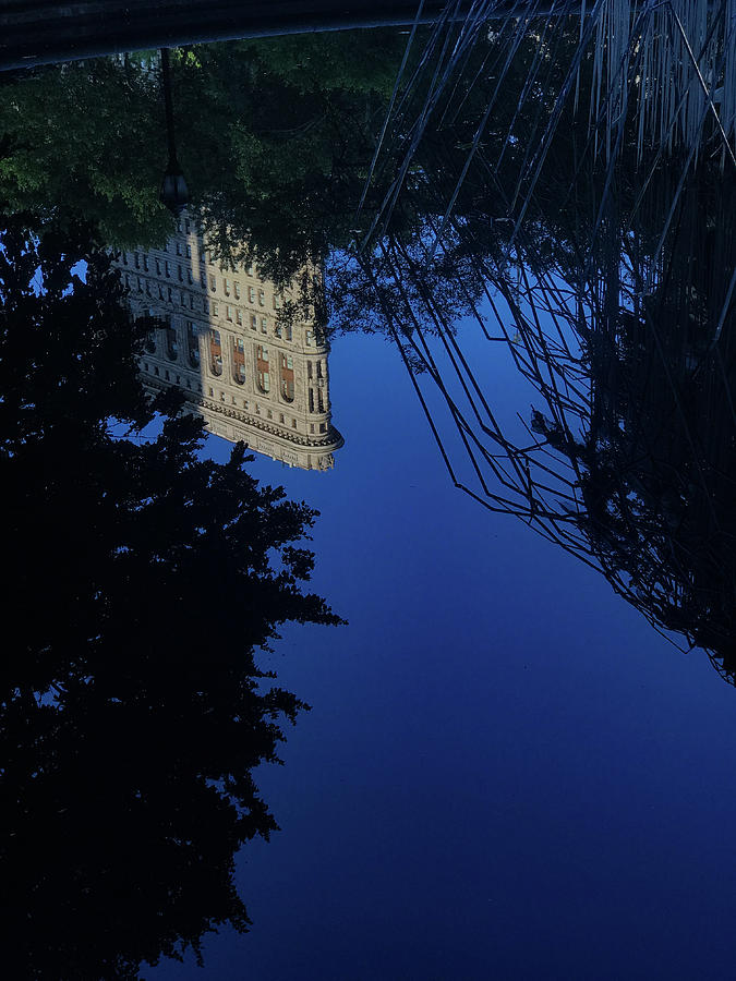 Citadel Photograph - Flatiron by Joseph Yarbrough