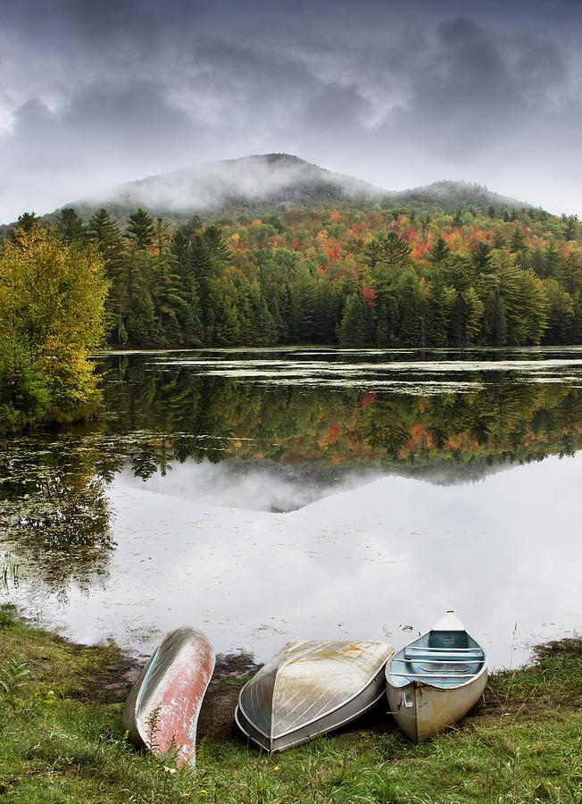 Adirondack Photograph - Flavor Of The Adirondacks by Brendan Reals