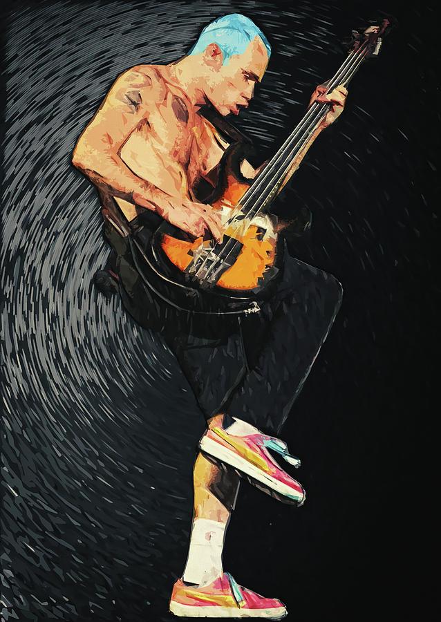 Flea Digital Art