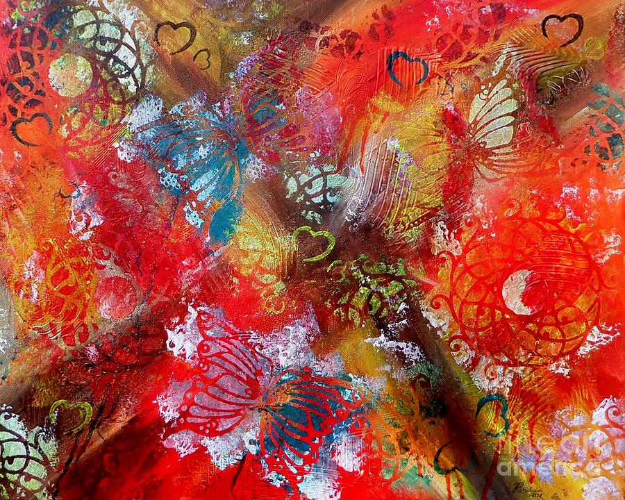 Fleeting thoughts by Elwira Bernaciak