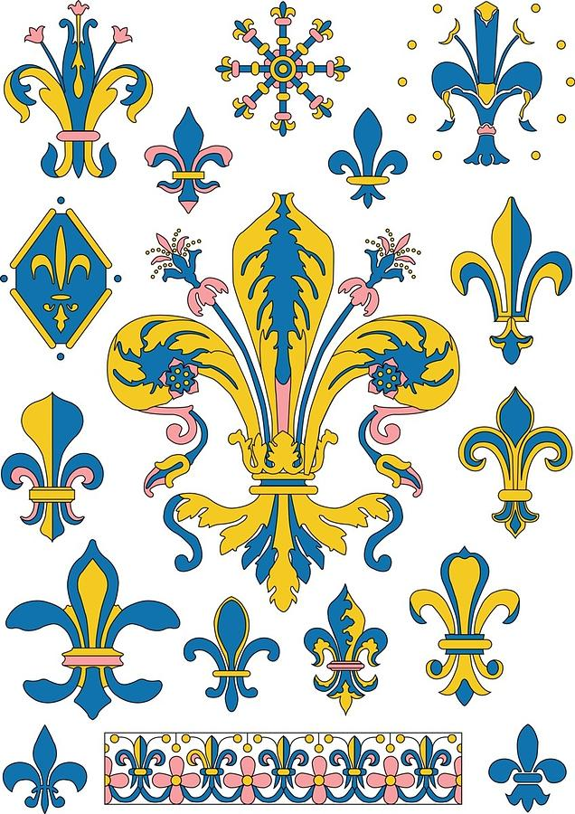Fleur De Lys Designs