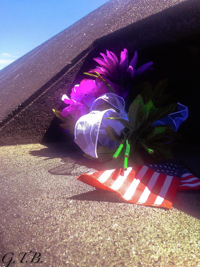 Flight 93 Memorial Photograph - Flight 93 by Garrett Blum