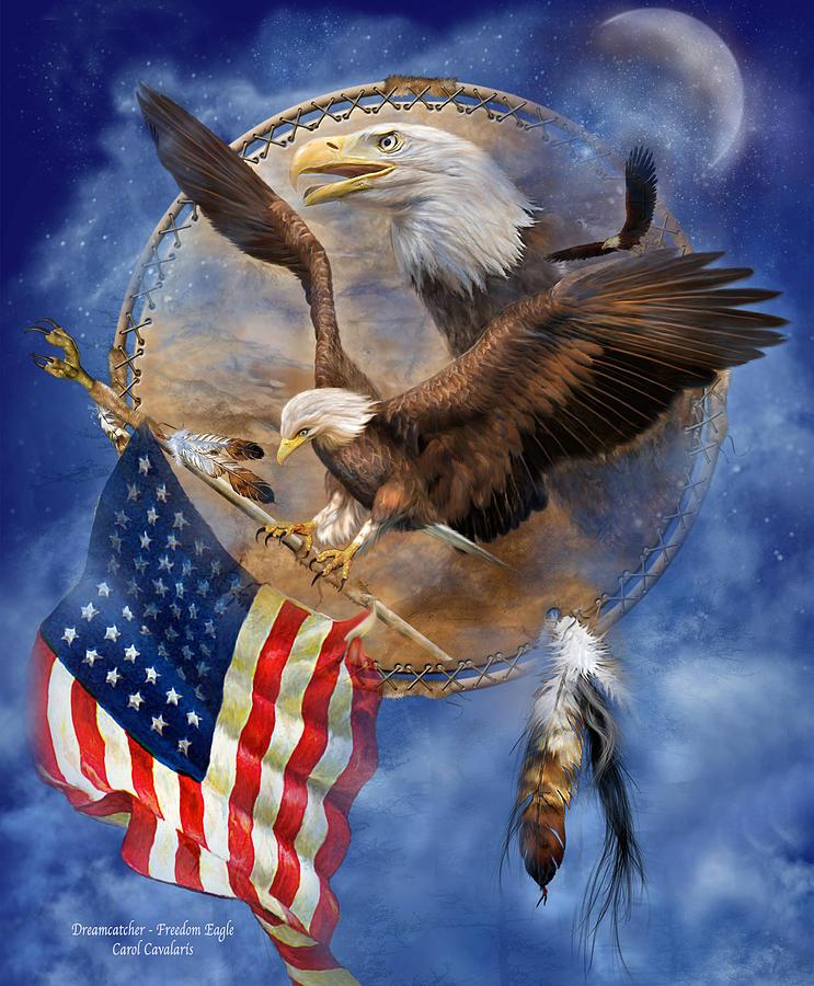 Flight For Freedom by Carol Cavalaris