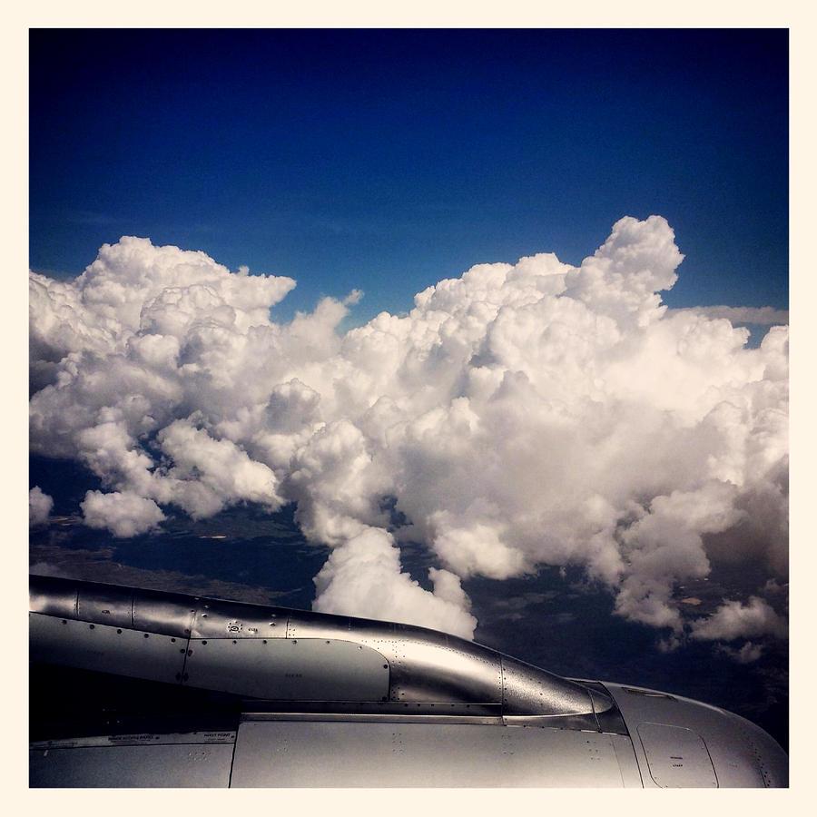 Sky Photograph - Flight by Matthew Daigle