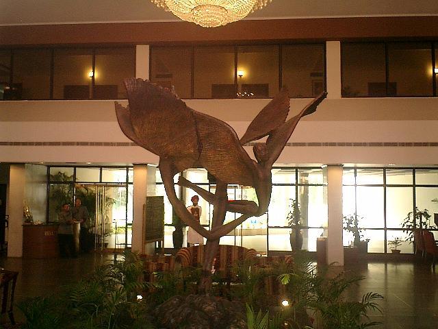 Sculpture Sculpture - Flight by Parmjit Rana