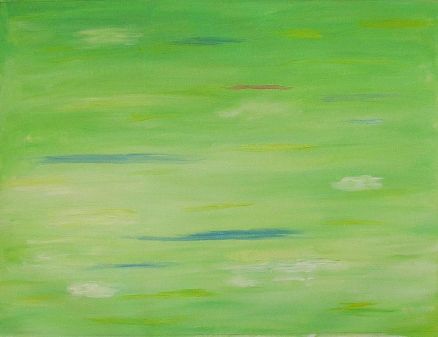 Dreamy Painting - Floating Dreams by Harris Gulko