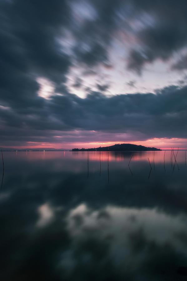 Floating Isle by Matteo Viviani