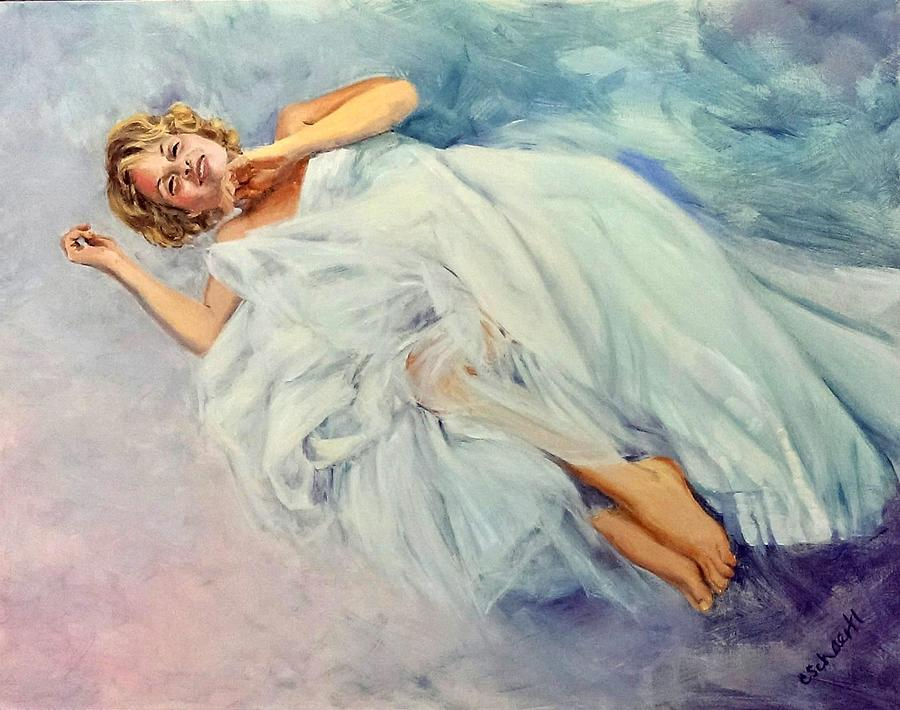 Floating on a Dream by Connie Schaertl