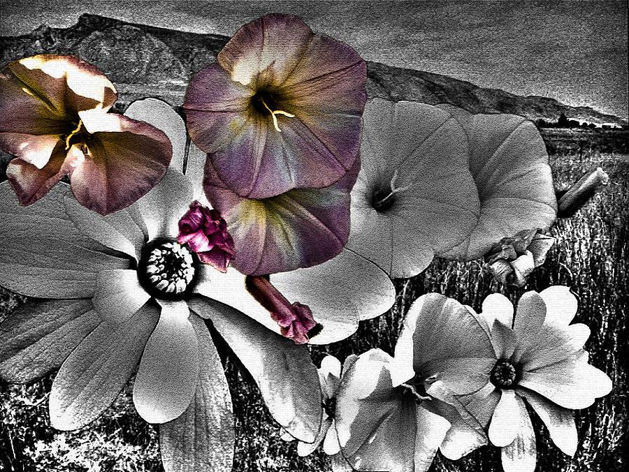 Floral Apocalypse by Lisa Holland-Gillem