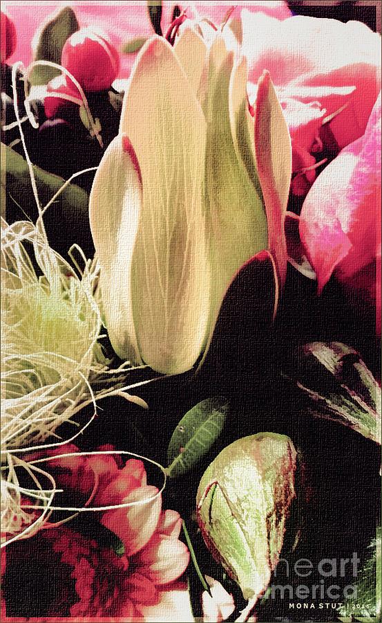 Floral Bouquet Multi Flowers Mix Photograph
