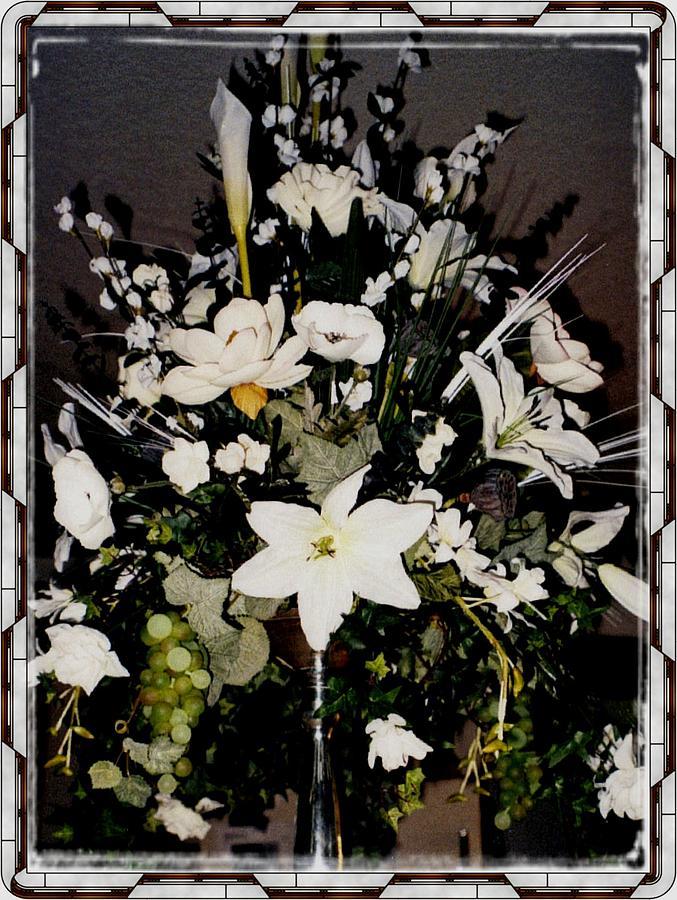 Floral Designer Sculpture - Floral Design Janet Gioffre Harrington by Janet Gioffre Harrington