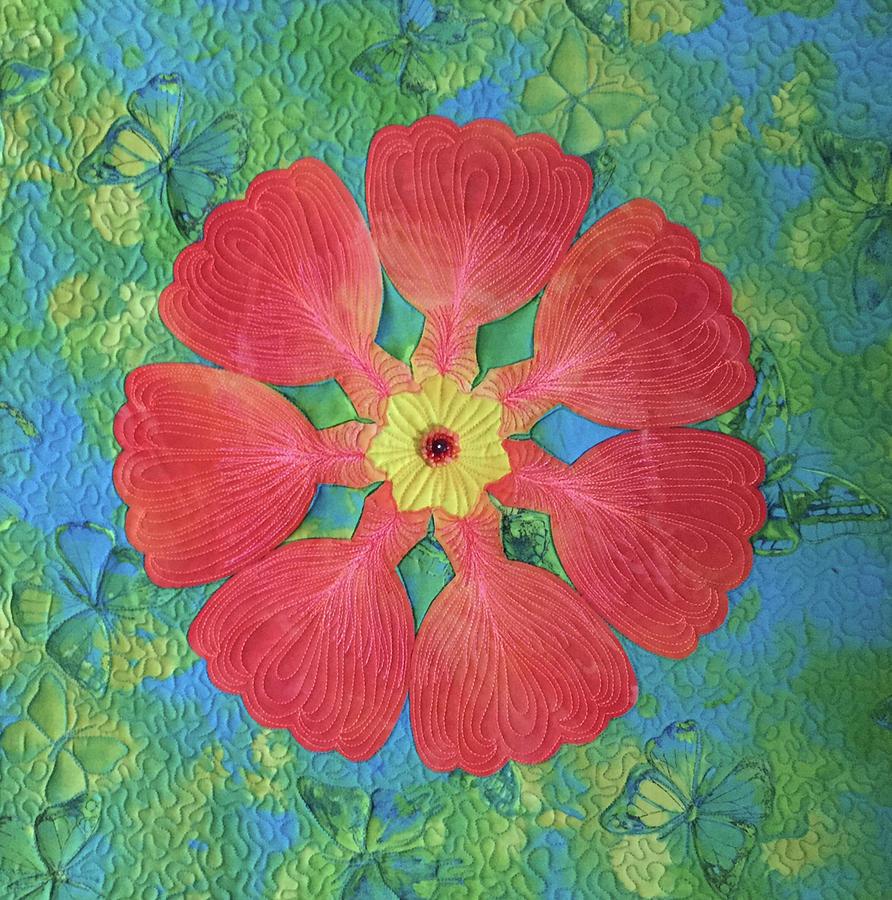 Floral Fantasy by Jo Baner