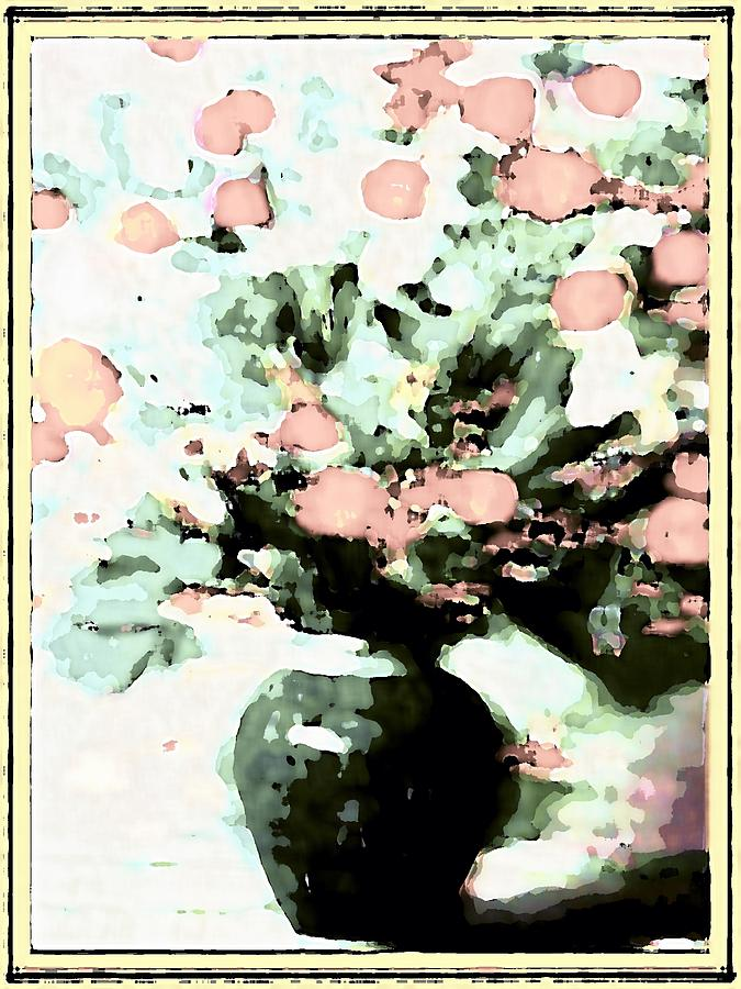 Floral Photograph - Floral Images by HollyWood Creation By linda zanini