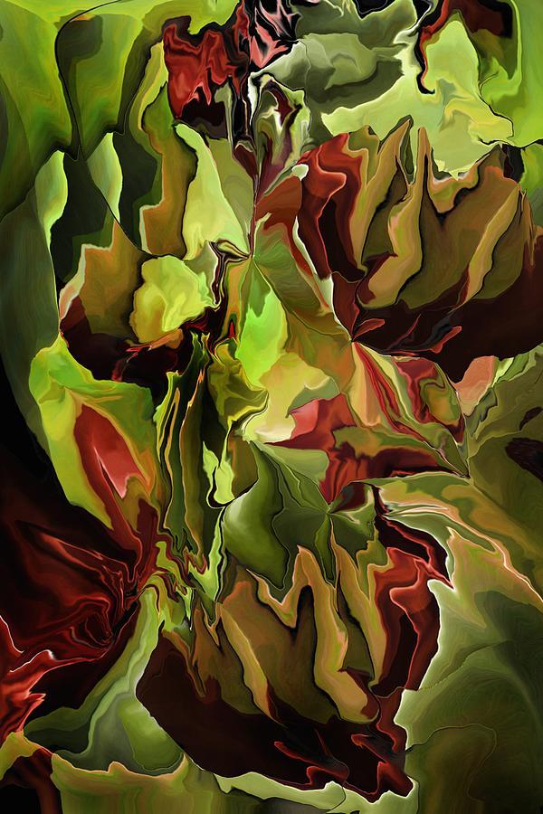 Floral Imagination  by David Lane