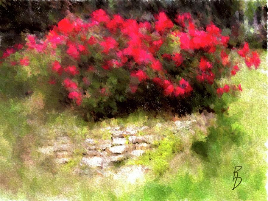 Floral Ridge by Ric Darrell