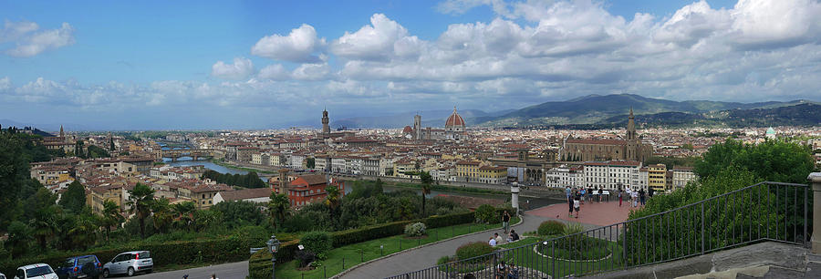 Florence Italy by S Paul Sahm