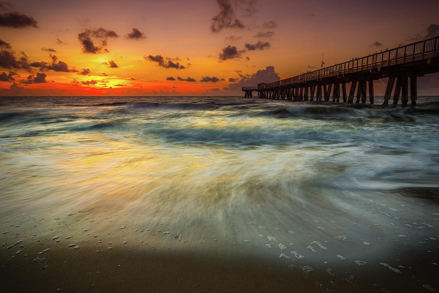 Amaizing Photograph - Florida Breeze by Edgars Erglis