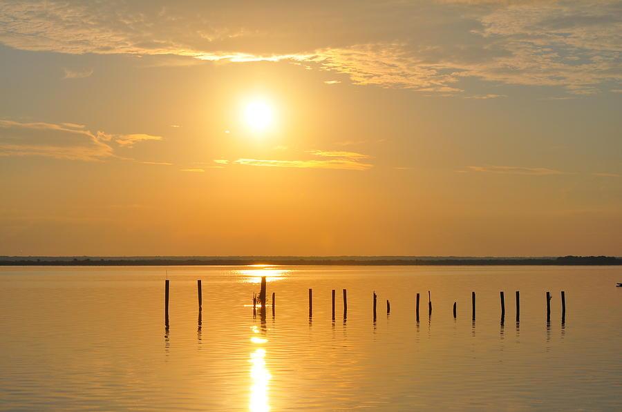 Sun Photograph - Florida Dawn by Len Barber