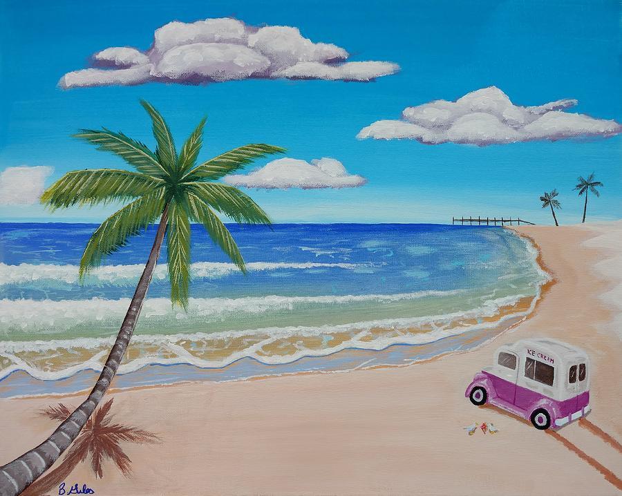 Florida Dreamin'  by Bennie Giles
