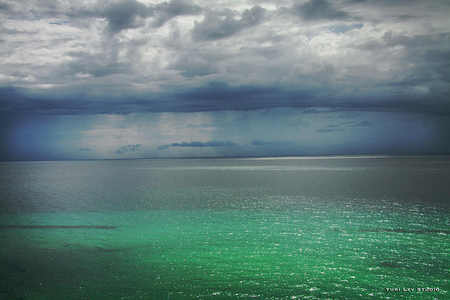 Florida Rain Photograph