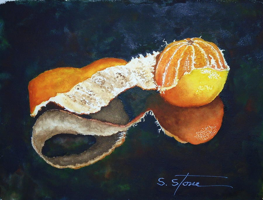Fruit Painting - Floridas Best by Sandra Stone