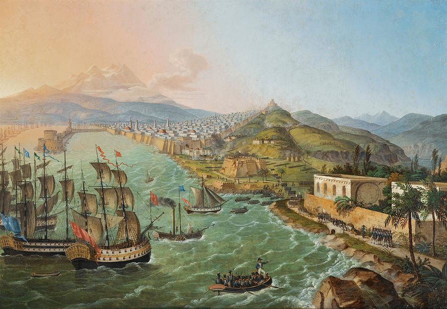 Risultati immagini per algiers paintings