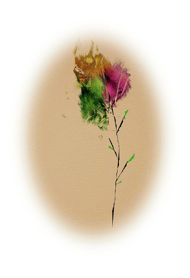 Flower 3 Digital Art