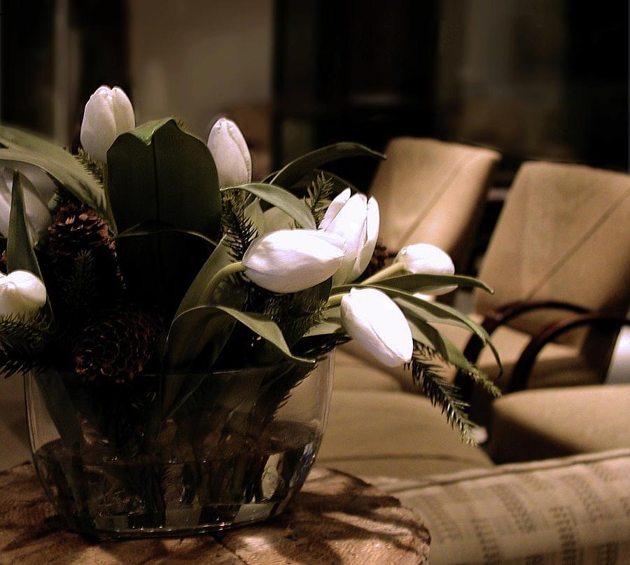 Flower Arrangement Photograph