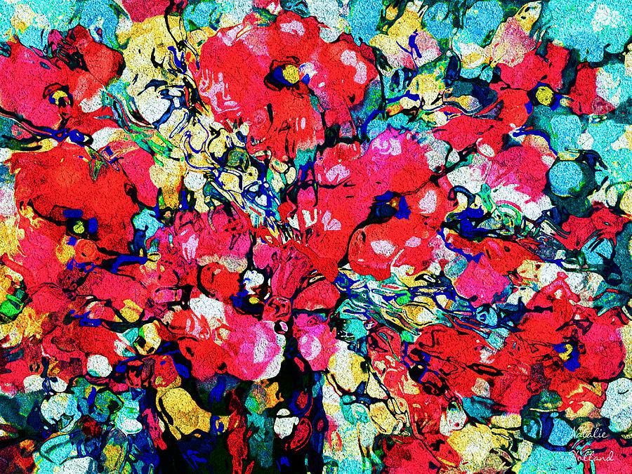 Flower Celebration by Natalie Holland