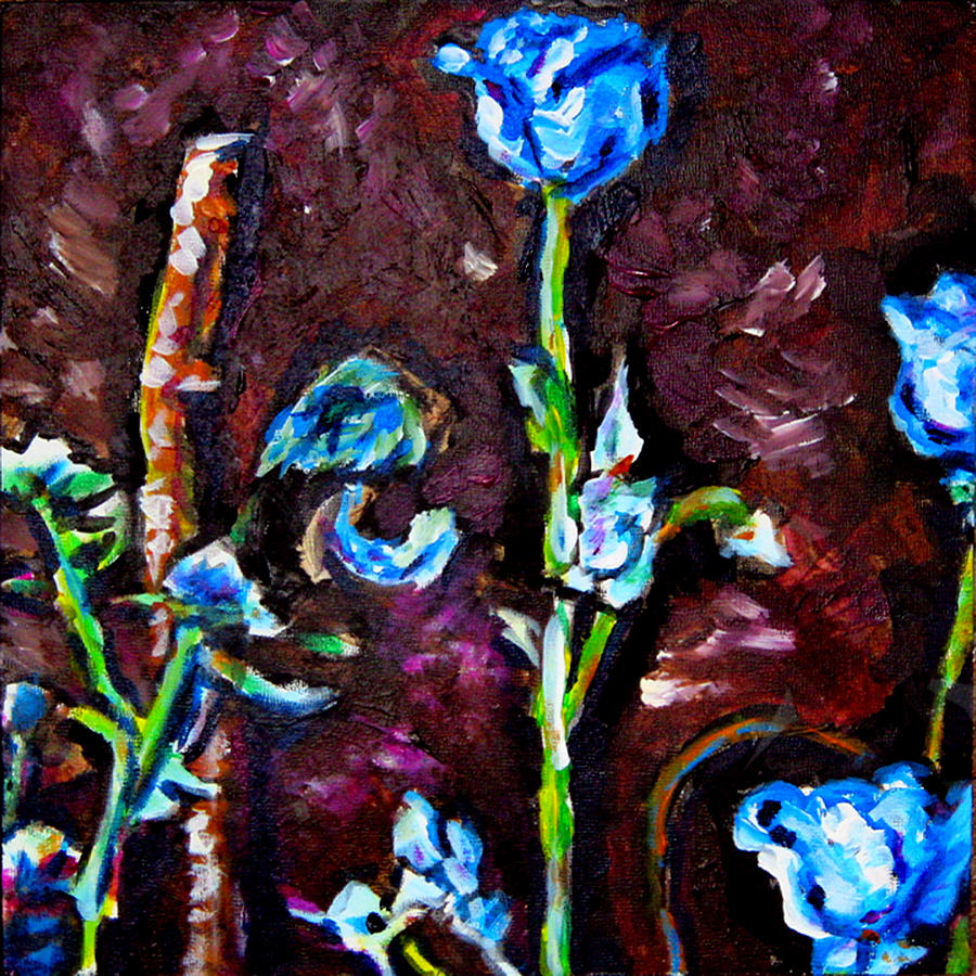 Floral Painting - Flower Culture 197 by Laura Heggestad
