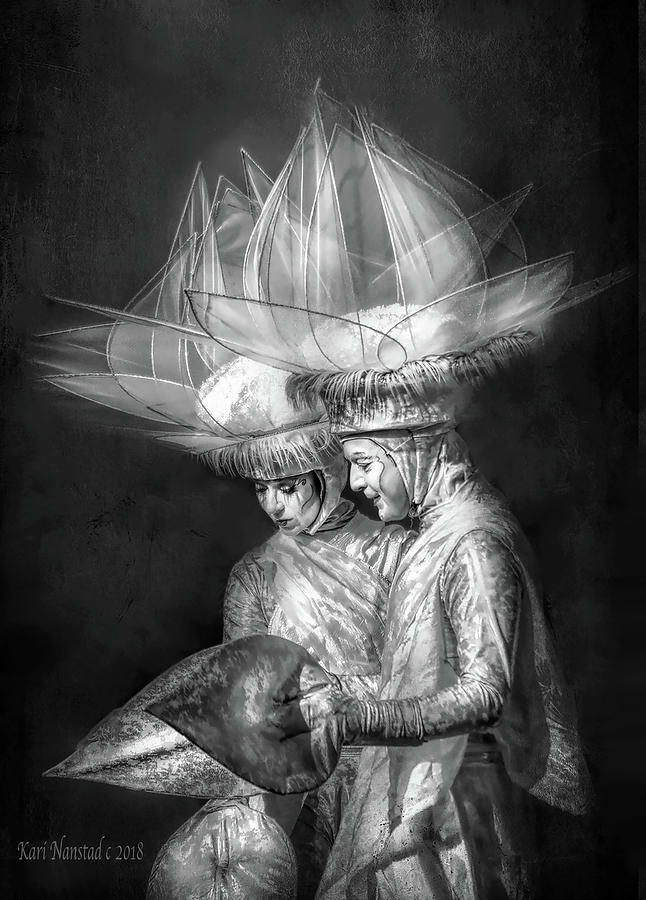 Flower Fairies by Kari Nanstad