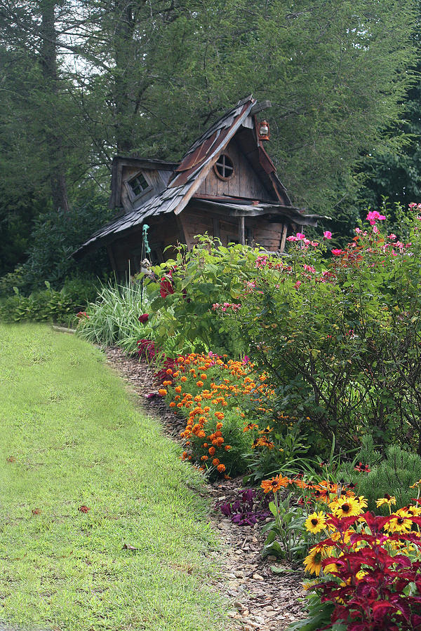 Flower Garden by Shirley Roberson
