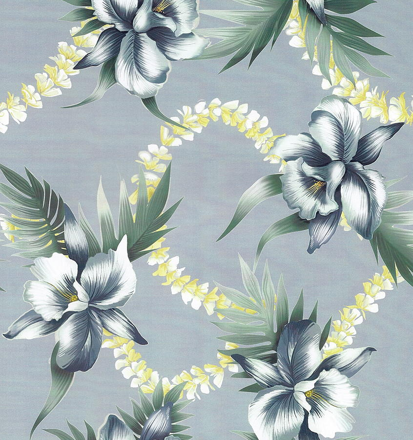 Flower Print by Mary Maguire