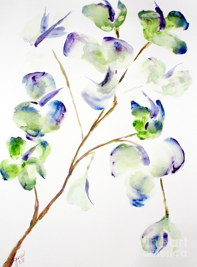 Flower Painting - Flower  by Shelley Jones