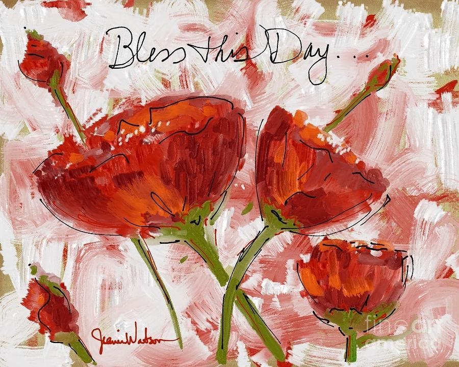 Flowers #2 by Jeanie Watson
